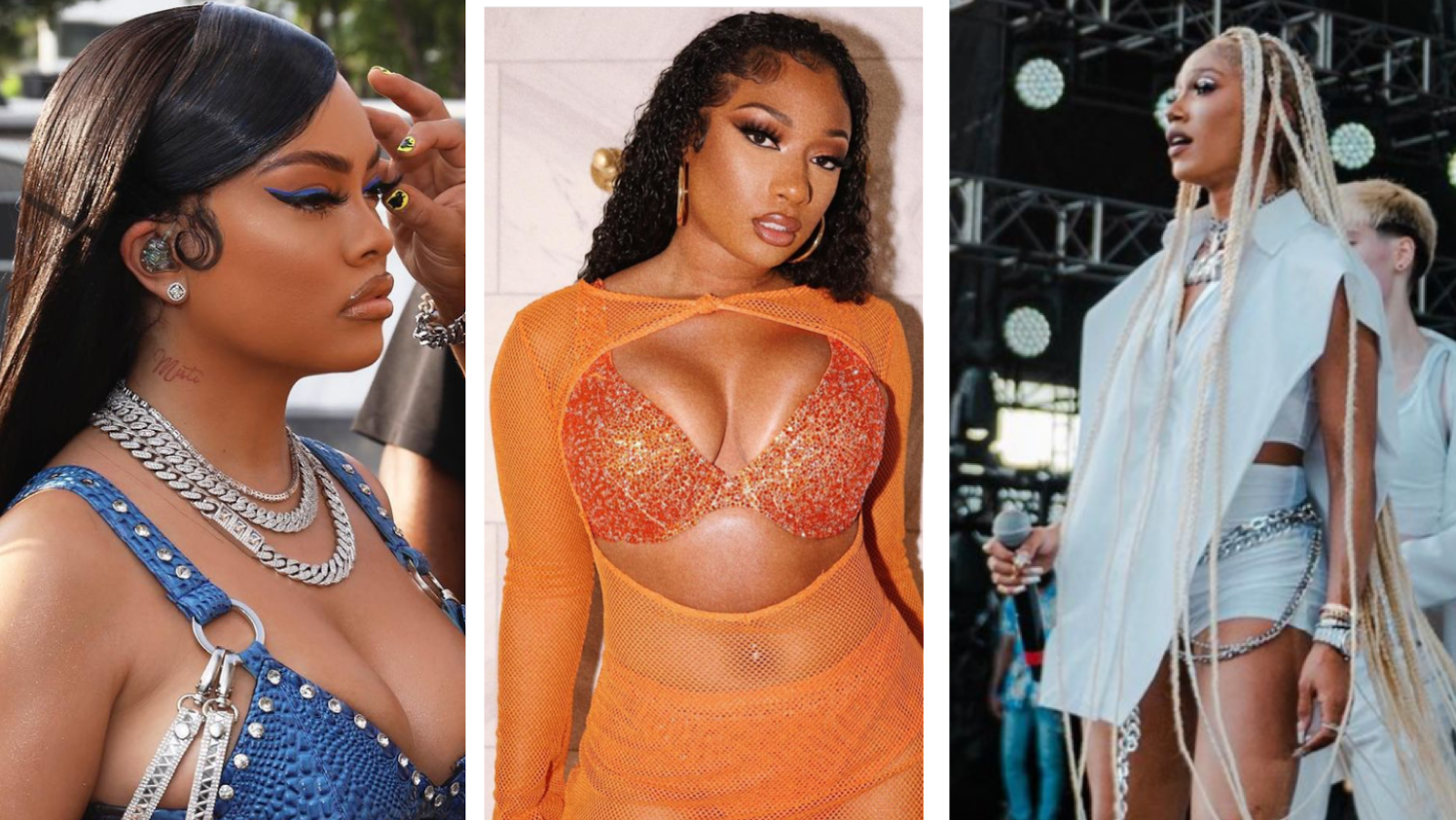 The Best Fashion and Beauty Moments From Rolling Loud On And Off The Stage