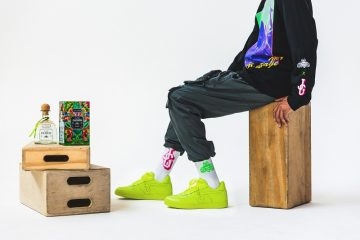 John Geiger Highlights Mexican Heritage in Limited-Edition Streetwear Collaboration with PATRÓN