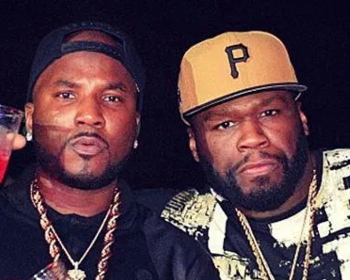 The Source  [WATCH] 50 Cent Takes Shots At Jeezy While Announcing BMF Soundtrack