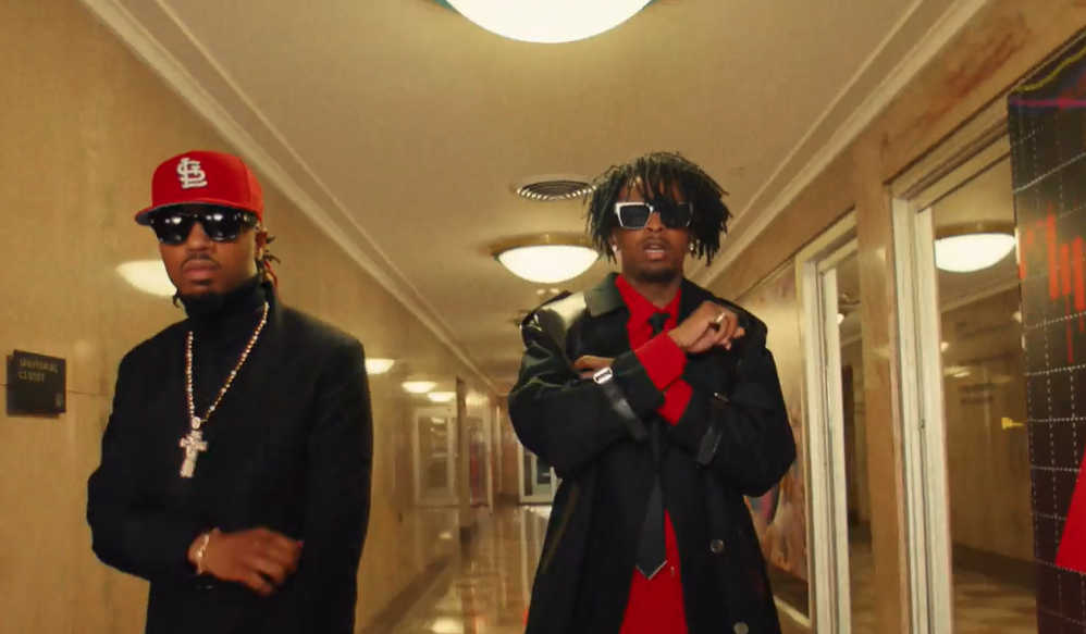 """21 Savage And Metro Boomin Release Short Film For """"Brand New Draco"""" Off 'Savage Mode 2' LP"""