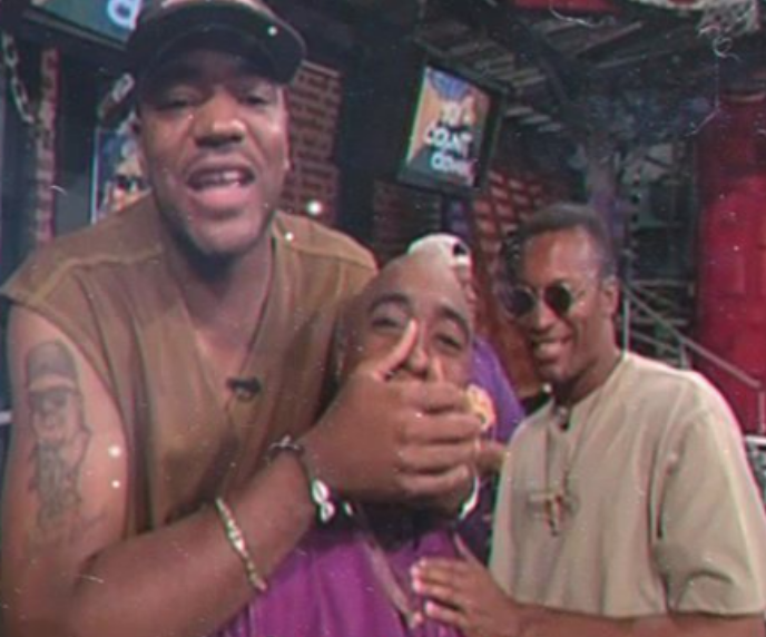 Today in Hip-Hop History: Tupac Admits To Hughes Brothers Assault On 'Yo! MTV Raps' 28 Years Ago