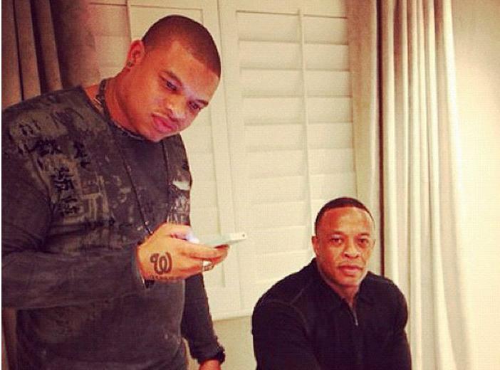 Dr. Dre's Son Scores First Major Film Role