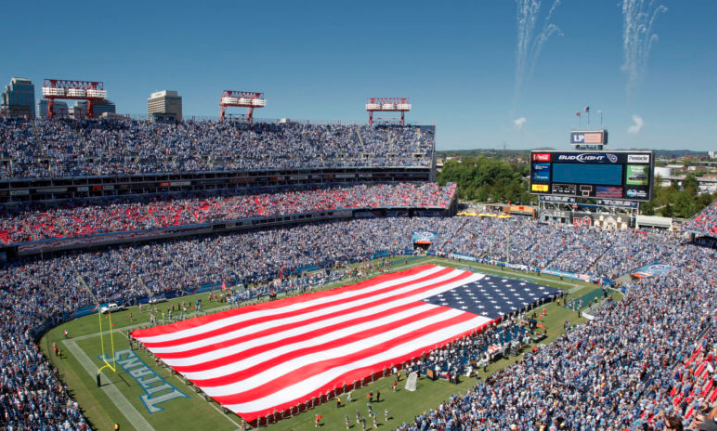 SOURCE SPORTS: Black National Anthem Will Be Included in NFL Pre-Game Ceremonies