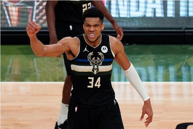 SOURCE SPORTS: Giannis Antetokounmpo Takes MVP As Milwaukee Bucks Win NBA Finals