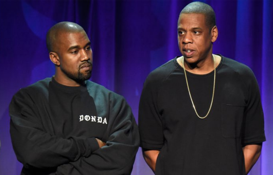 [WATCH] Kanye West Premieres New Track With Jay-Z At 'DONDA' Listening Session In ATL