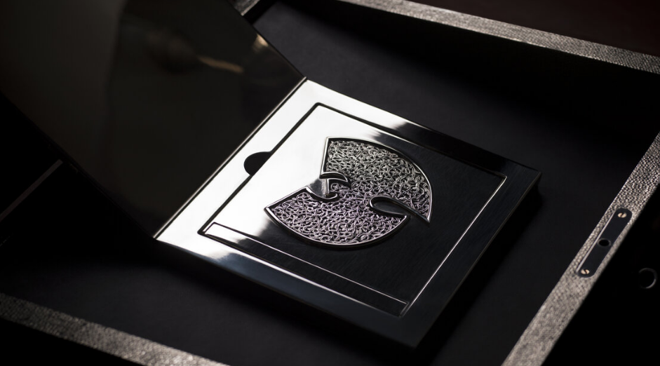 The source |  US government sells one-of-a-kind Wu Tang Clan album owned by Martin Shkreli