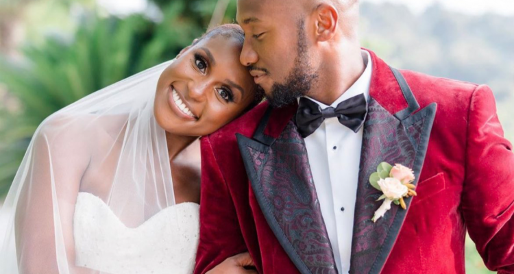 Fans React To Issa Rae's Top Secret Wedding To Her Longtime Partner Louis Diame