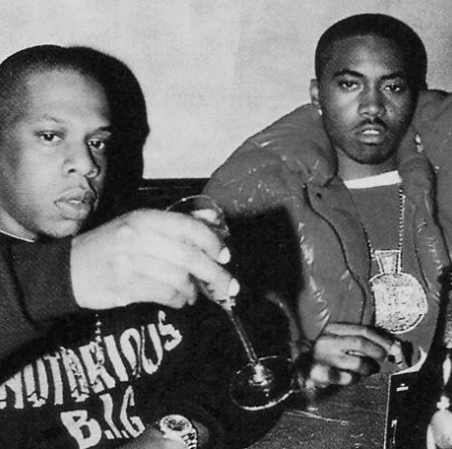 """Jay-Z said it was better than BIG, 2Pac and DMX fans were """"hungry street blacks"""""""