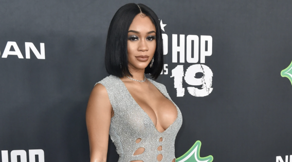 The source |  Saweetie has news for fans on Thursday