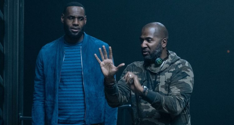 Space Jam 2 Director Malcolm D. Lee Talks Helming His First Animation and LeBron James Future In Acting