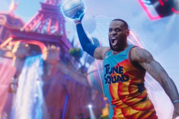 Space Jam A New Legacy Slam Dunks On Black Widow With 32M Opening
