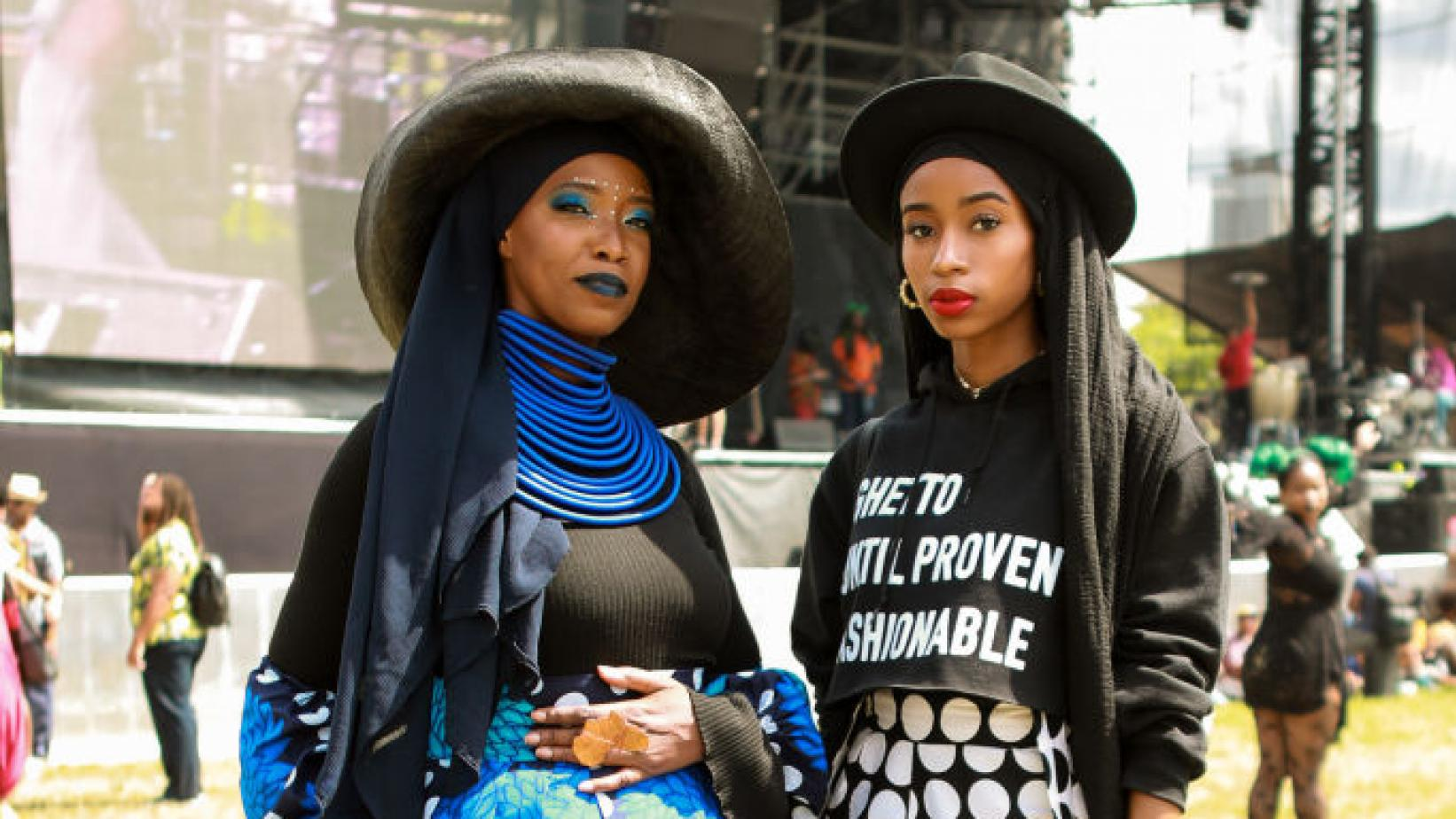 The Source    Afropunk release festival song list