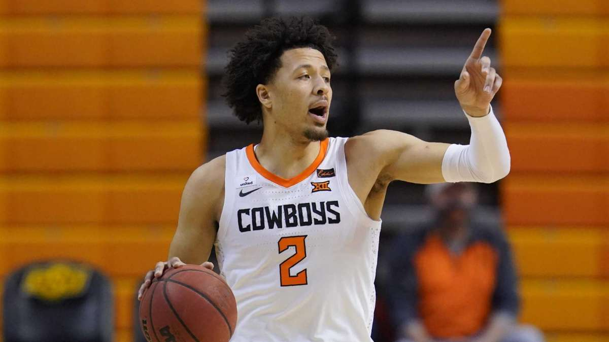 SOURCE SPORTS: Cade Cunningham Signs with Nike Ahead of the NBA Draft