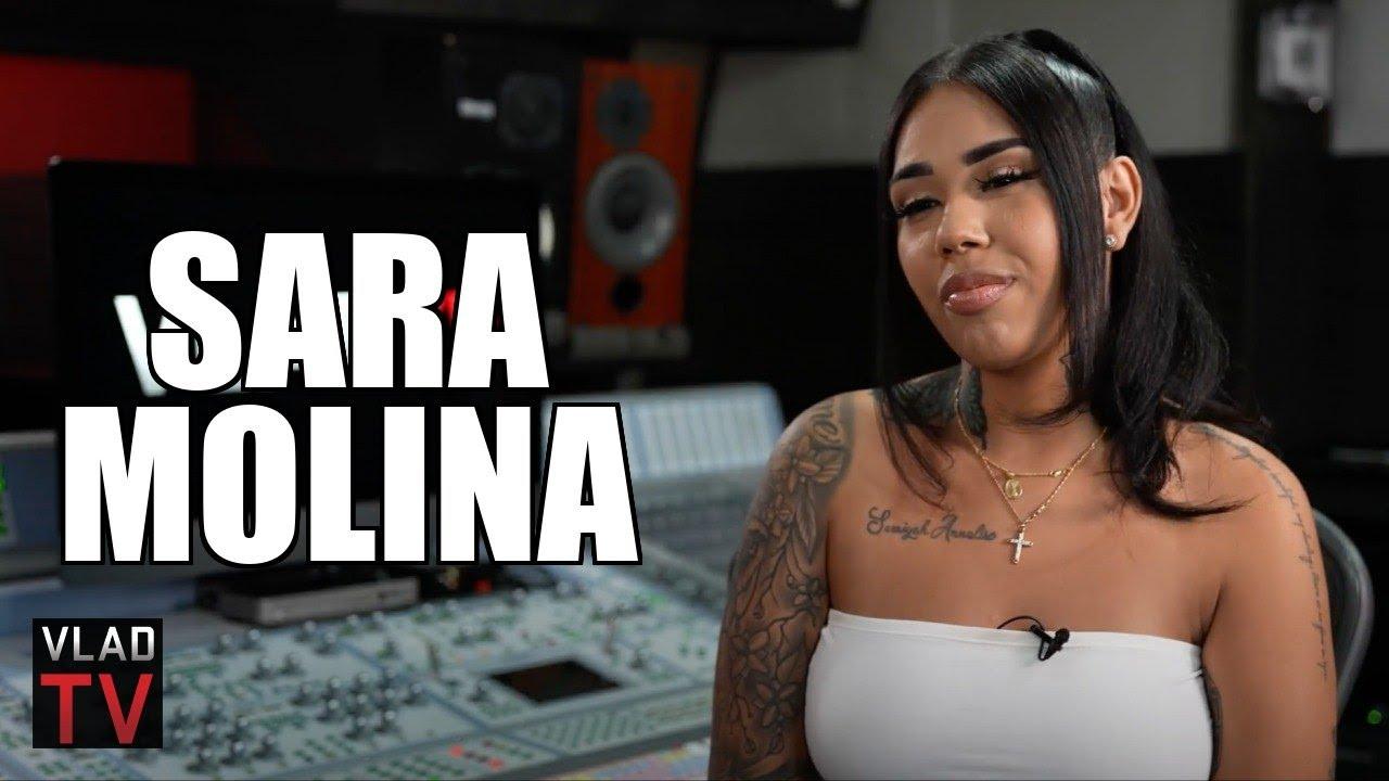 The source |  Sara Molina regrets the 2019 VLAD TV interview