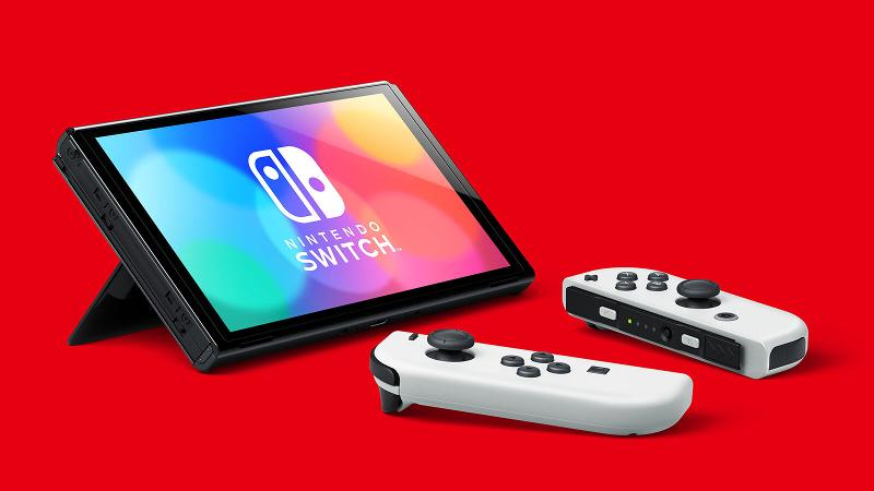 Nintendo Switch OLED Unveiled with October 8th Release Date