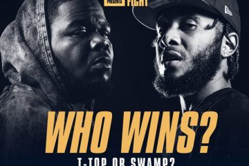 superfight swamp t top