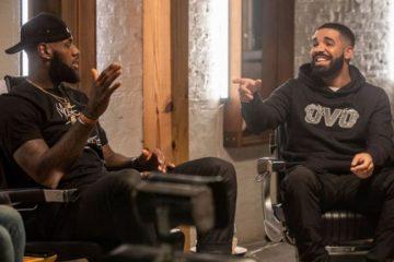 LeBron James, Drake and Maverick Carter to Produce 'Black Ice' Doc