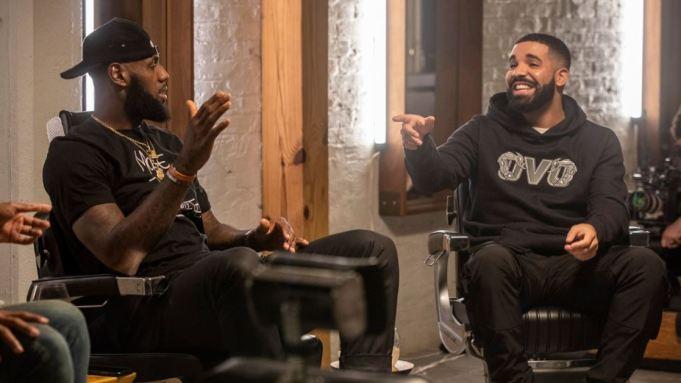 LeBron James, Drake and Maverick Carter to produce Doc 'Black Ice'