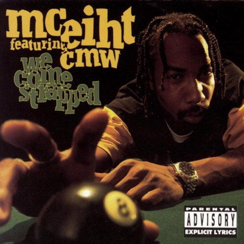 MC Eiht Releases Debut Album 'We Come Strapped' 27 Years Ago
