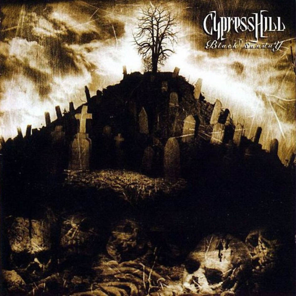 Cypress Hill released their second LP 'Black Sunday' 28 years ago