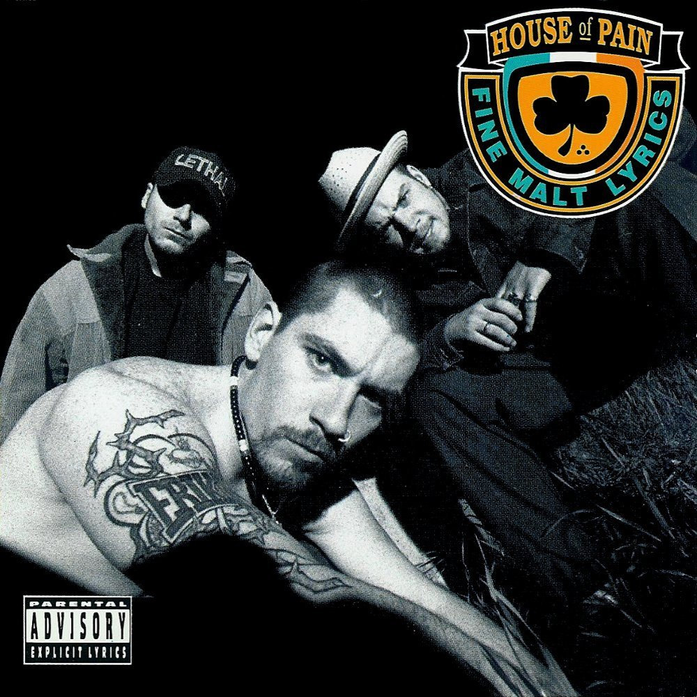 The Source |Today in Hip-Hop History: House Of Pain Dropped Their Debut LP 'Fine Malt Lyrics' 29 Years Ago