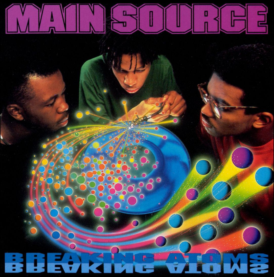 Today in Hip-Hop History: Main Source's Debut Album 'Breaking Atoms' Turns 30 Years Old!