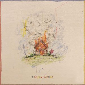 Isaiah Rashad Announces 'The House is Burning' for July 30