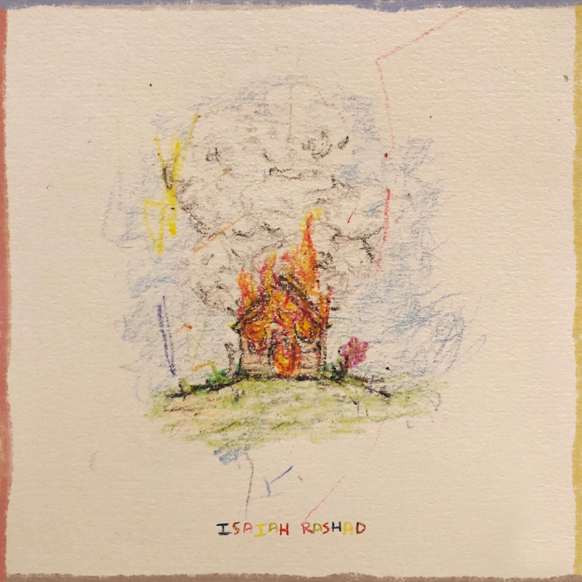 Isaiah Rashad officially returns with 'the House is Burning'