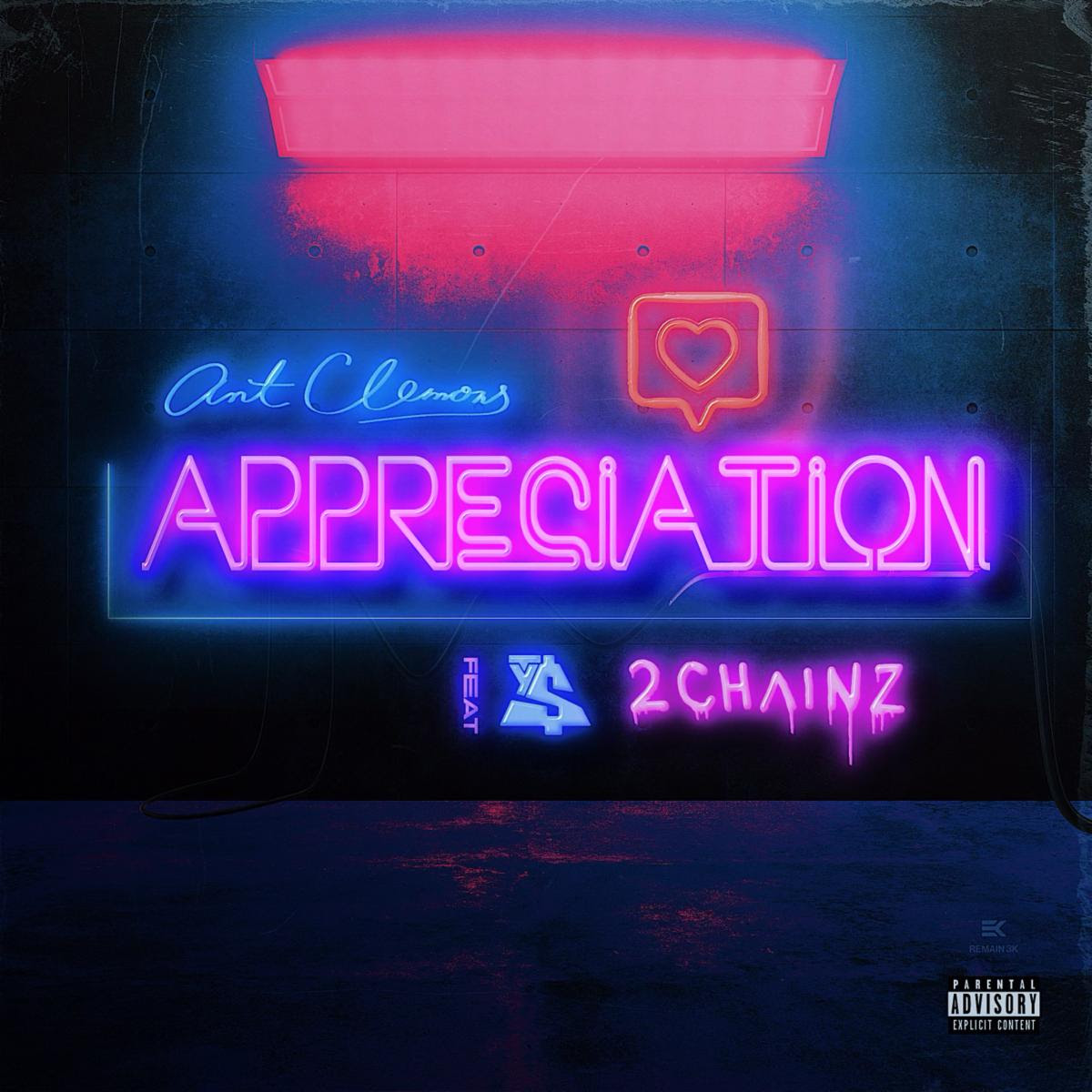 """Ty Dolla $ ign and 2 Chainz Link with Ant Clemons in """"Appreciation"""""""