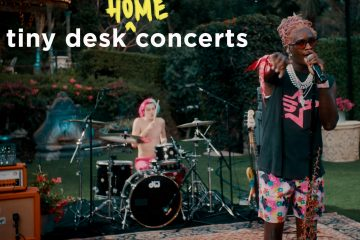 Young Thug Debuts Four New Songs During NPR Tiny Desk Performance