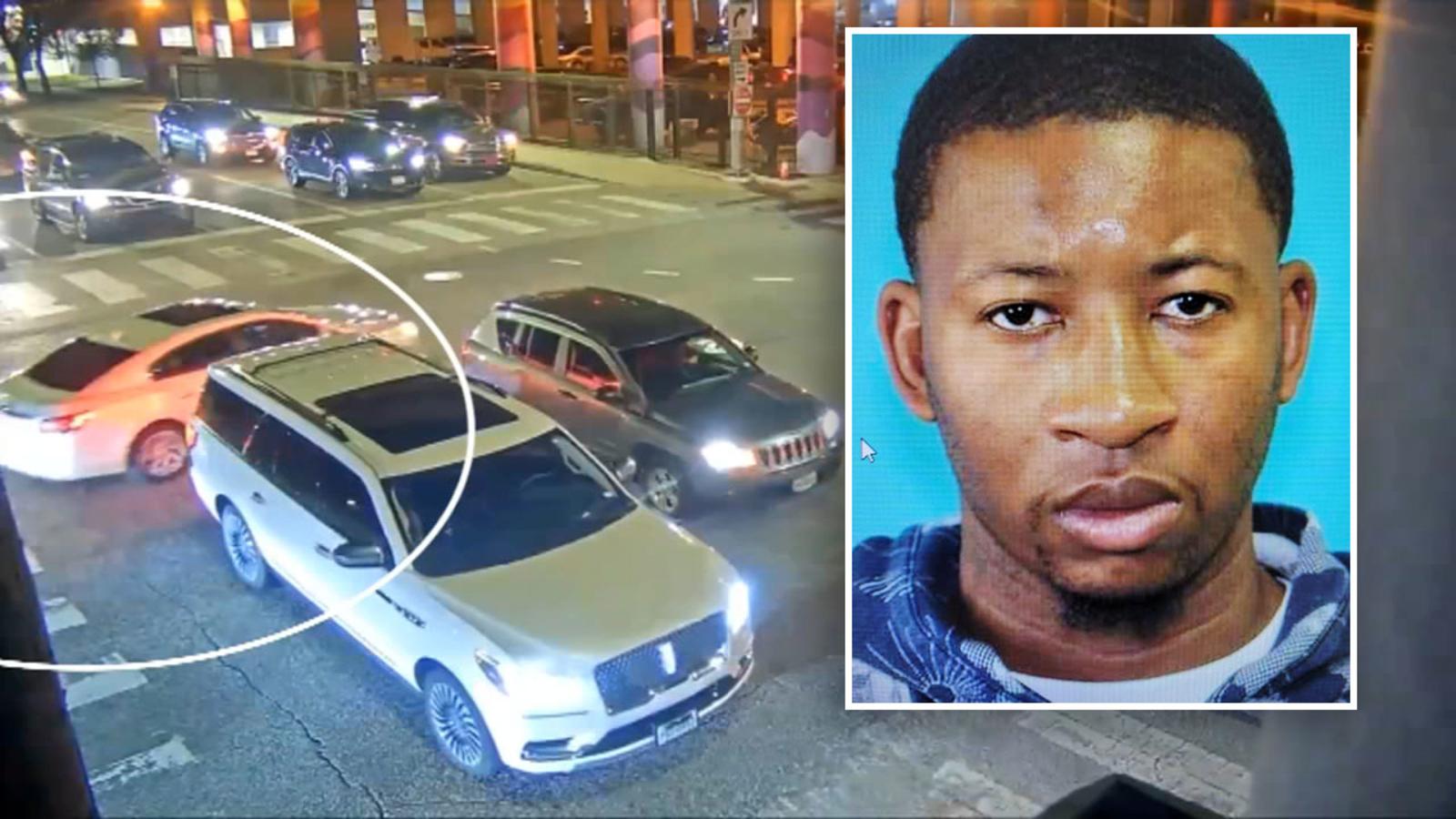 Houston man arrested after highway murder