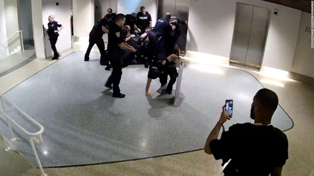 Miami Beach Agents Charged After Using Excessive Force In Hotel Incident