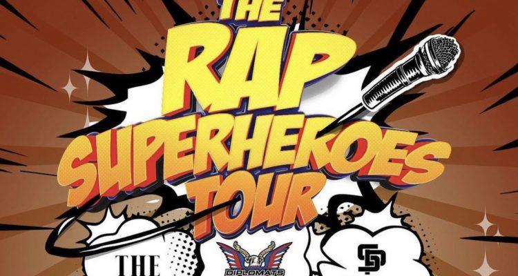Rap Superheroes Tour