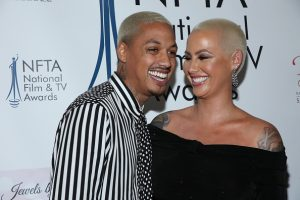 Amber Roses Boyfriend Admits To Cheating On Her With 12 Women