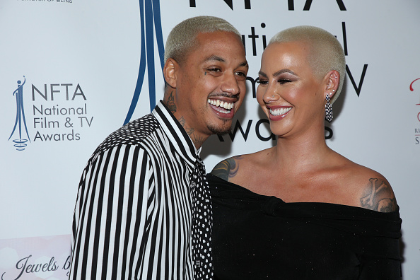 The Source |Amber Rose's Boyfriend Admits To Cheating On Her With 12 Women