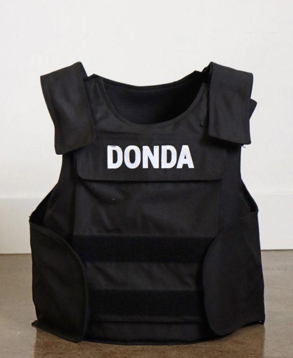 Donda Vest front