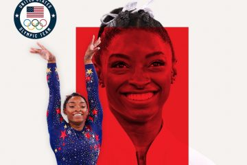 Simone Biles Returns and Wins Bronze On Balance Beam
