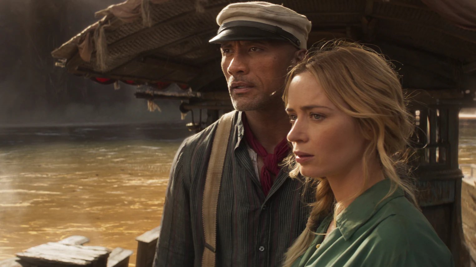 Disney's 'Jungle Cruise' Exceeds Expectations, Topping The Box Office With $ 34 Million