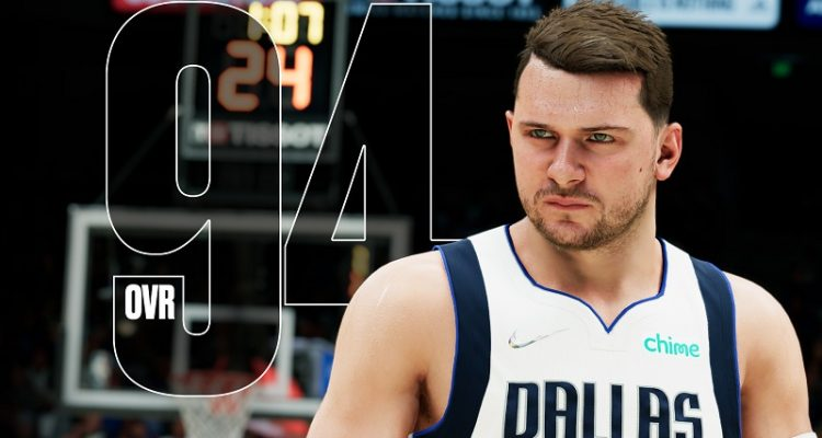 2K Releases Player Ratings and First Look Screenshots for NBA 2K22