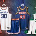 Nike Debuts Classic Edition Uniforms for the NBA's 75th Season