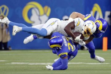 Rams vs Chargers