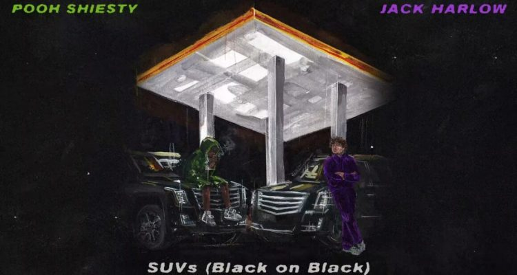 """Jack Harlow and Pooh Shiesty Unite for """"SUVs (Black on Black)"""""""