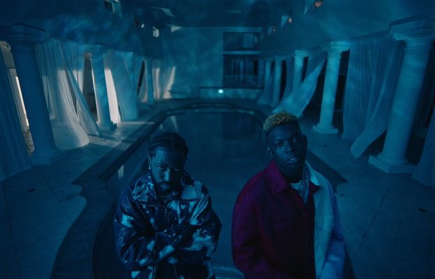 """Yung Bleu and Big Sean Connect for """"Way More Close (Stuck In A Box)"""""""