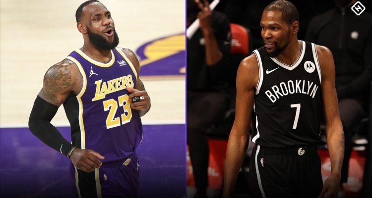 Nets-Lakers Headline NBA's Christmas Day Schedule