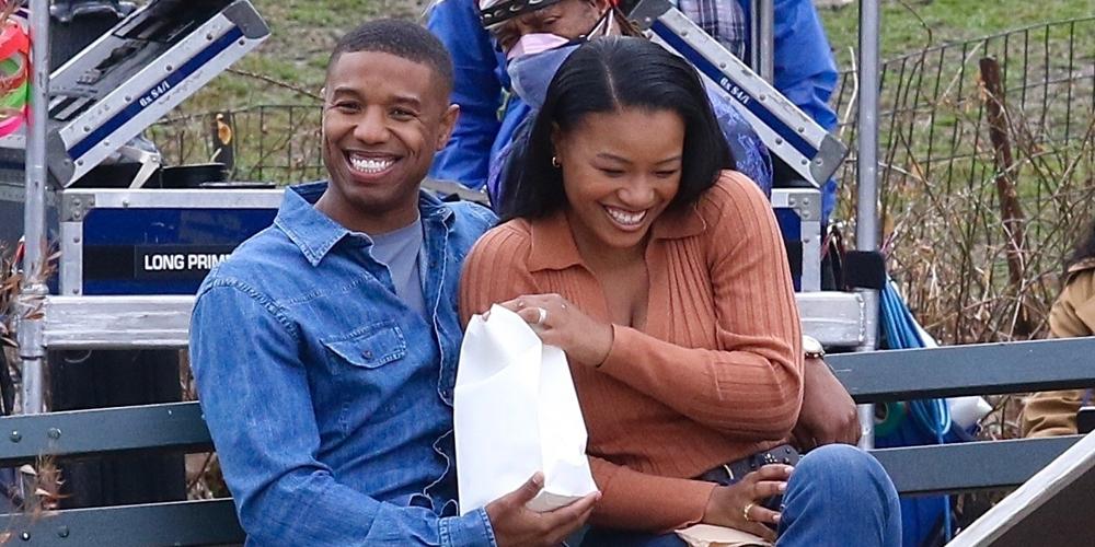 "ICYMI: Michael B. Jordan Set to Star in Denzel Washington Directed Film ""A Journal for Jordan"""