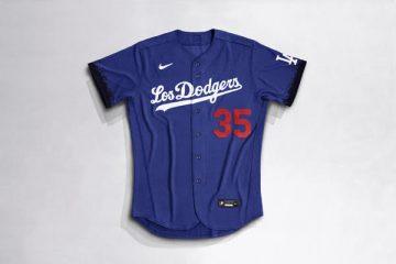 Nike Announces Los Angeles Dodgers City Connect Jersey