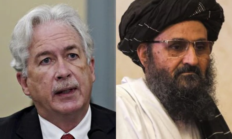 World Beef: CIA Director Has Secret Meeting with Taliban Leader in Kabul