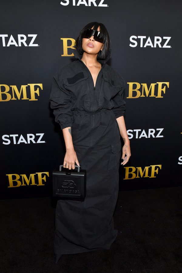 Monica BMF Red Carpet
