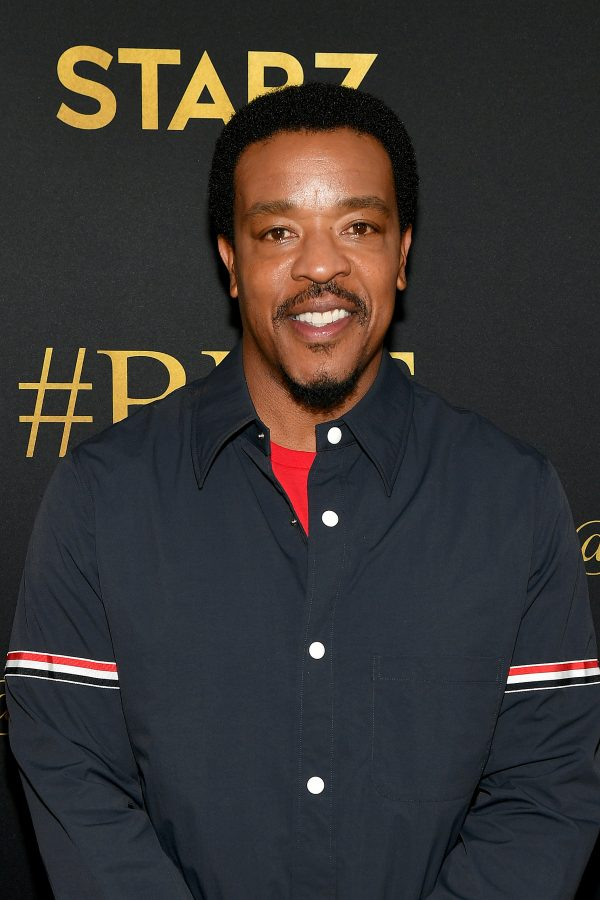 Russell Hornsby BMF Red Carpet