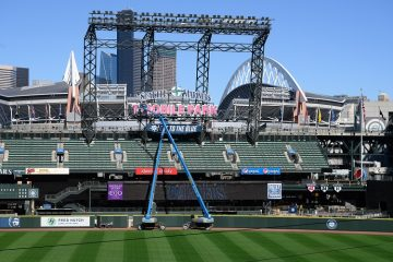 Seattle's T-Mobile Park to Host 2023 MLB All-Star Game